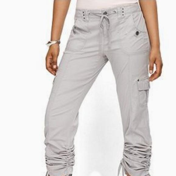 d7b65d26872 INC Curvy Fit Cargo Pants size 0 NWT